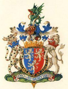 Wappen: Pembroke
