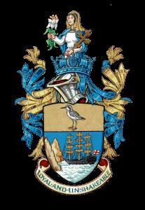 Wappen: Sankt Helena