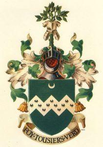 Wappen: Somers