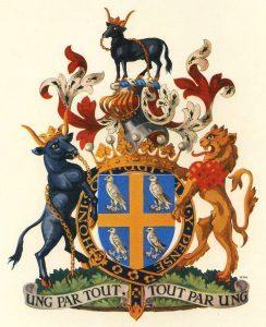 Wappen: Southampton