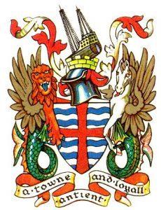Wappen: Saint George's-Stadt