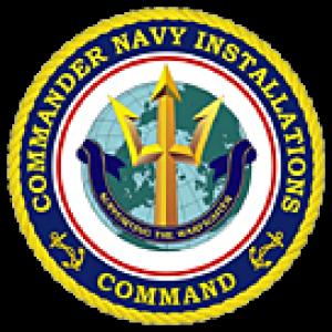 Siegel: US-Kommando der Marineeinrichtungen