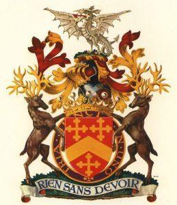 Wappen: Warwick