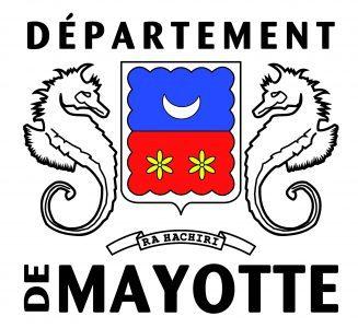 Wappen: Départementalrat von Mayotte