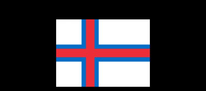 Flaggenspezifikation: Färöer (# 1)