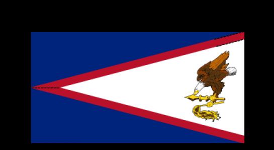 Flaggenspezifikation: Amerikanisch-Samoa