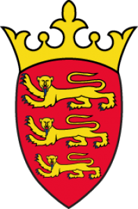 Detailansicht des Flaggenbadges: Jersey
