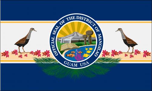 Flagge: Mangilao