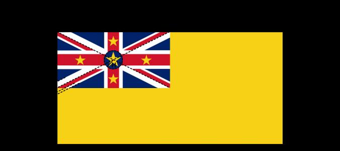 Flaggenspezifikation: Niue