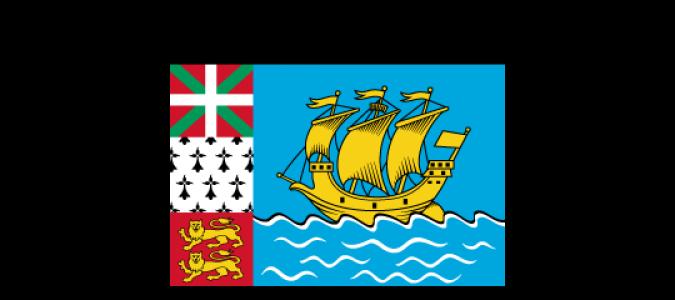 Flaggenspezifikation: Saint-Pierre und Miquelon