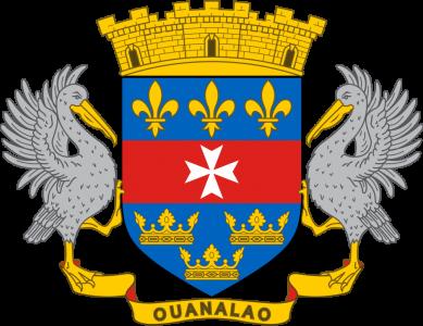 Wappen: Saint-Barthélemy