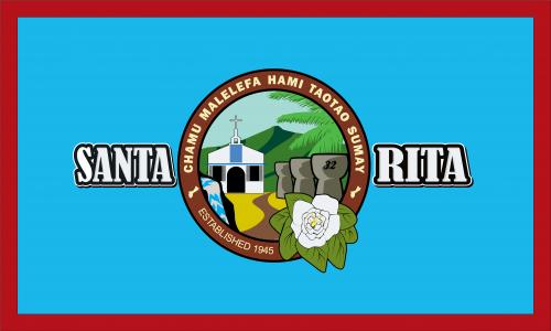 Flagge: Santa Rita (inoffiziell)