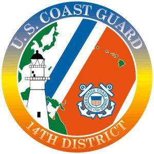 Siegel: 14. Distrikt der US-Küstenwache