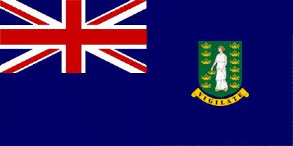 Flagge: Britische Jungfern-Inseln 1960-1999