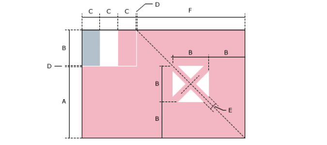 Flaggenspezifikation: Wallis und Futuna